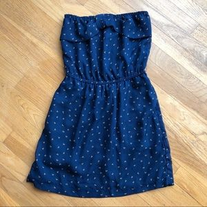 Sleeveless Bow & Bee Dress